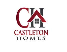 nº 169 pour Design a Logo for Castleton Homes par ccet26