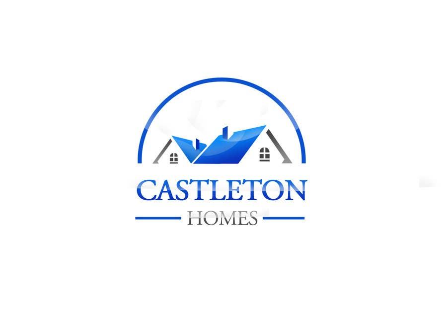 Kilpailutyö #80 kilpailussa Design a Logo for Castleton Homes