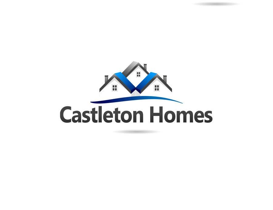 Kilpailutyö #121 kilpailussa Design a Logo for Castleton Homes