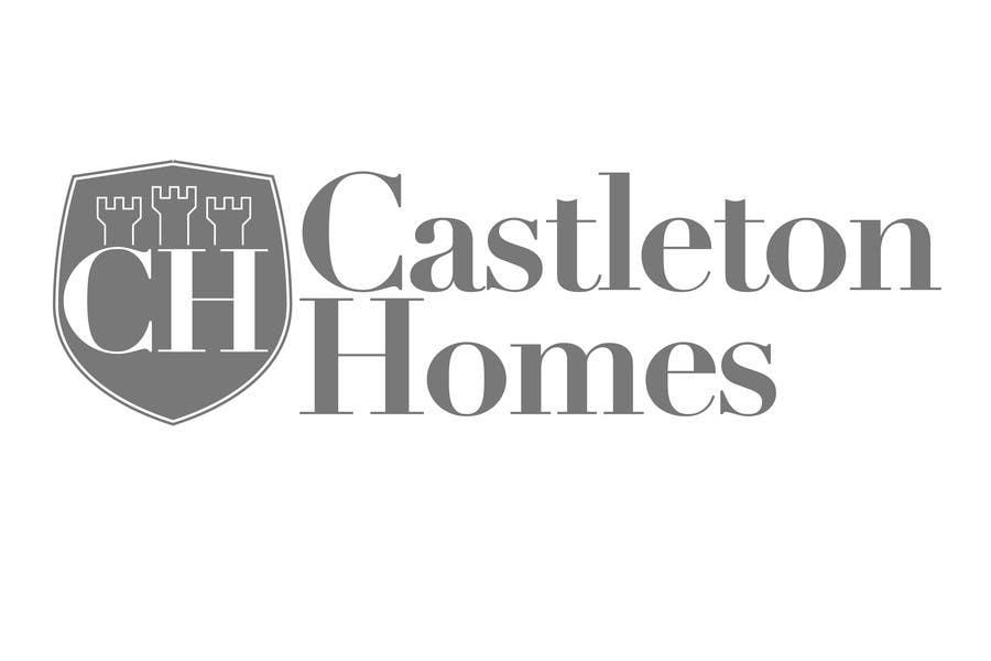 Kilpailutyö #89 kilpailussa Design a Logo for Castleton Homes