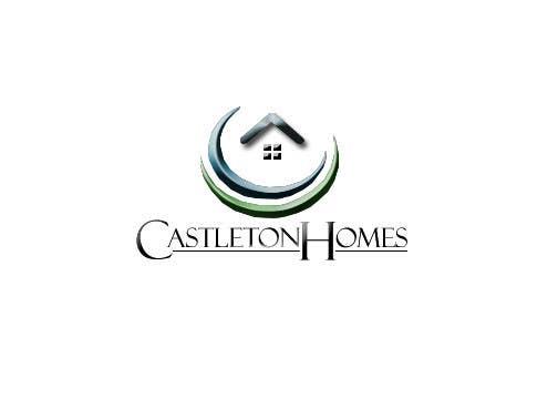 Kilpailutyö #142 kilpailussa Design a Logo for Castleton Homes