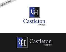 nº 154 pour Design a Logo for Castleton Homes par cfwebfreelancer