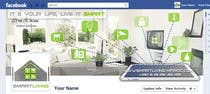 Graphic Design Contest Entry #25 for Design a banner for facebook/Website for home automation company