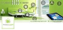Graphic Design Kilpailutyö #27 kilpailuun Design a banner for facebook/Website for home automation company