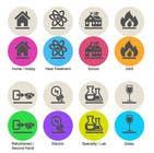Graphic Design Inscrição do Concurso Nº7 para Design some Icons for Website