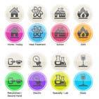 Graphic Design Inscrição do Concurso Nº20 para Design some Icons for Website