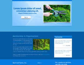 #2 untuk Need a Logo & Website PSD for Bush Sod Farms oleh aryamaity