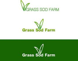 #5 for Need a Logo & Website PSD for Bush Sod Farms af aryamaity