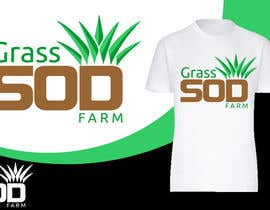 #9 for Need a Logo & Website PSD for Bush Sod Farms af BahuDesigners