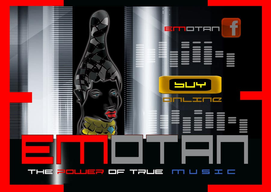 Inscrição nº                                         40                                      do Concurso para                                         Advertisement Design for Emotan Ltd