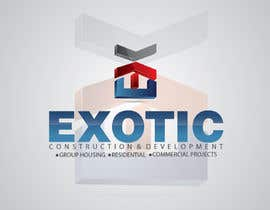 "#220 for Design a conceptual and intelligent Logo for the word ""EXOTIC"" along with a punchline/ tagline (optional) af alinhd"