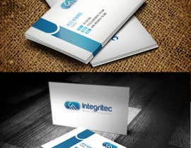 nº 25 pour Two Graphics and a business Card par Zeshu2011