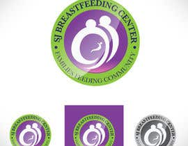 #39 para Design a Logo for Breastfeeding Support Center por weaji