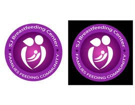 #11 untuk Design a Logo for Breastfeeding Support Center oleh Ronikweb