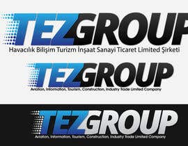 nº 8 pour TEZ GROUP corporate identity and logo. par KiVii