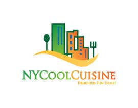 #35 untuk Design a Logo for a New York Based Restaurant Website needed ASAP! oleh thewolfmenrock