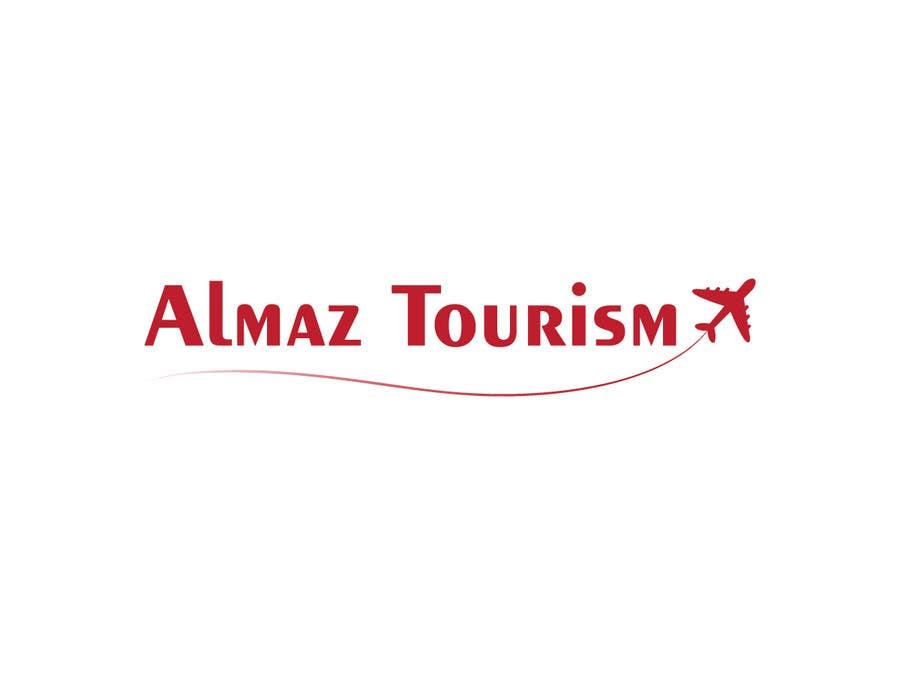Proposition n°102 du concours Design a Logo for Almaz Tourism