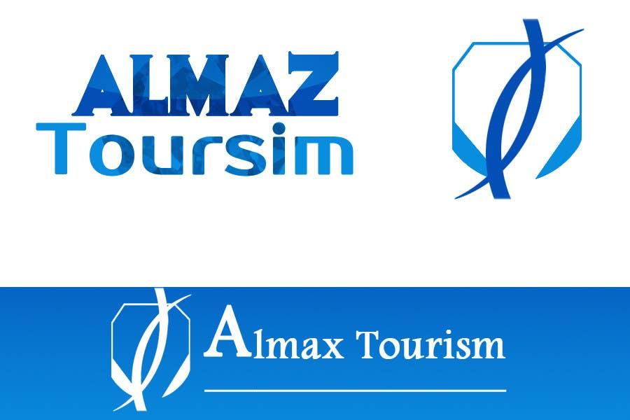 Proposition n°106 du concours Design a Logo for Almaz Tourism