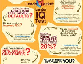 #33 for For Best Designers of Freelancer.com: 1 Page Infographic Design Contest by marsalank