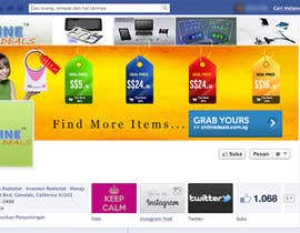 #9 for Design a Banner for OnlineDeals by shipbuysale