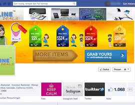 #16 for Design a Banner for OnlineDeals by shipbuysale