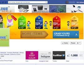 #16 para Design a Banner for OnlineDeals por shipbuysale