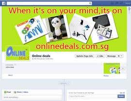 #33 para Design a Banner for OnlineDeals por praveenjangid