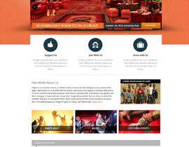 nº 29 pour Website Design for Cultural Creativity Center par Pavithranmm