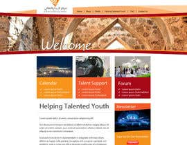 #14 cho Website Design for Cultural Creativity Center bởi grafixeu