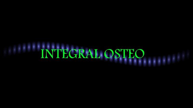 Penyertaan Peraduan #9 untuk Design a Logo for Integral Osteopathy