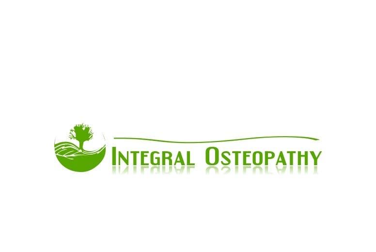 Penyertaan Peraduan #60 untuk Design a Logo for Integral Osteopathy