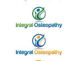 nº 56 pour Design a Logo for Integral Osteopathy par Psynsation