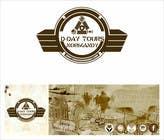 Graphic Design des proposition du concours n°10 pour D-DAY TOURS NORMANDY LOGO