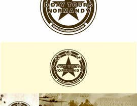 nº 50 pour D-DAY TOURS NORMANDY LOGO par quangarena