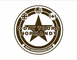#51 for D-DAY TOURS NORMANDY LOGO by quangarena