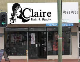 #82 cho Design a Logo for Claire Hair and Beauty bởi klaudianunez