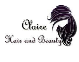#40 for Design a Logo for Claire Hair and Beauty by MyNameIsAdrian
