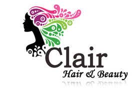 #84 for Design a Logo for Claire Hair and Beauty by naval41