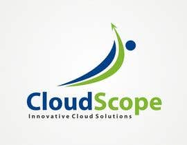 #210 para Logo Design for CloudScope por dragongal