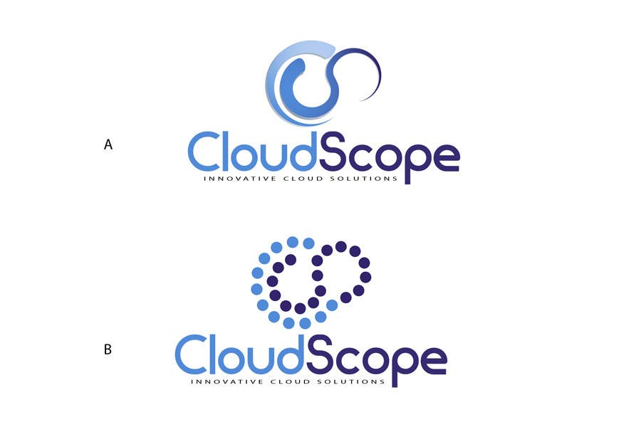 Contest Entry #493 for Logo Design for CloudScope