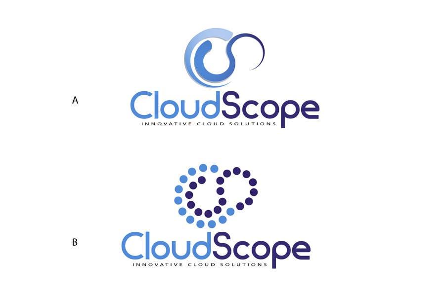 Inscrição nº 493 do Concurso para Logo Design for CloudScope