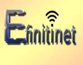 nº 17 pour Design Logo For New Start Up Company Efinitinet par Birajit