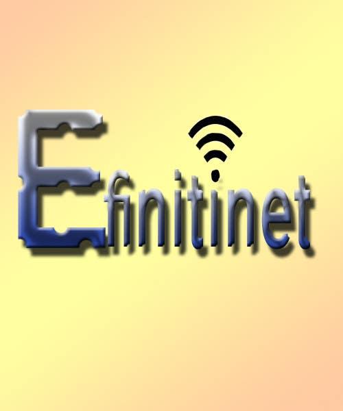 Konkurrenceindlæg #                                        18                                      for                                         Design Logo For New Start Up Company Efinitinet