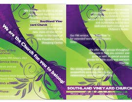 #67 for Flyer Design for Southland Vineyard Church by Flamex