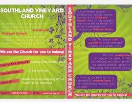 nº 72 pour Flyer Design for Southland Vineyard Church par Flamex
