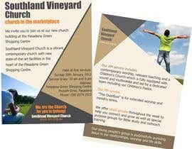 #62 cho Flyer Design for Southland Vineyard Church bởi rainy14dec