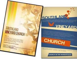 #71 para Flyer Design for Southland Vineyard Church por Graphico14