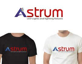 #309 for logo for astrum af woow7