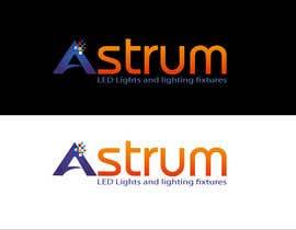 #310 para logo for astrum por woow7