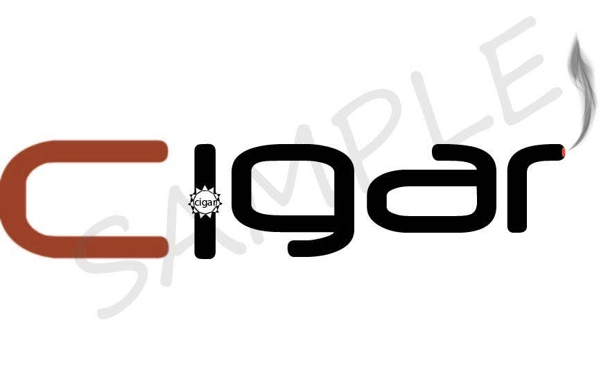 Inscrição nº 102 do Concurso para Logo Design for Cigar Online Shop